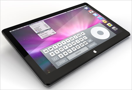 Rumorología: Analistas probaron la Apple Tablet