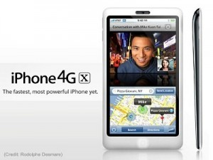 iPhone 4G: la resolución y densidad más alta del mercado