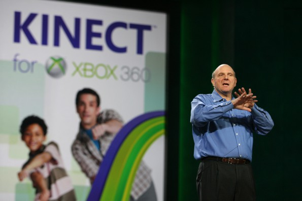 Kinect llegará a Windows