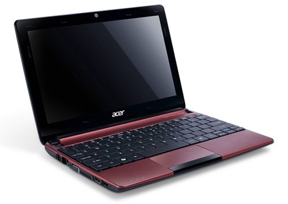 Acer Aspire One D270 con Cedar Trail  