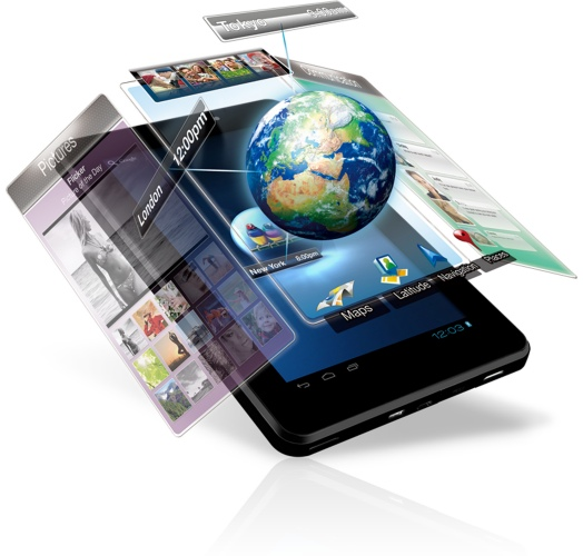 ViewSonic en el MWC: Tablets