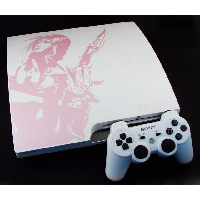 PS3 Slim – la versión Final Fantasy XIII