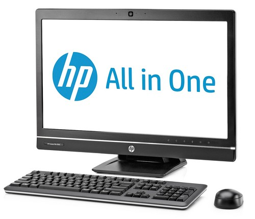 HP presenta cuatro nuevos All in One