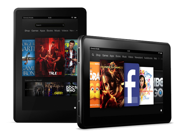 Kindle Fire 2012