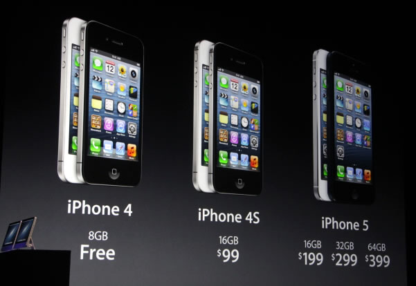 iPhone 5: Apple lo hace oficial