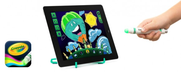"Griffin lanza al mercado su ""Crayola Light Marker"" para dispositivos iPad"
