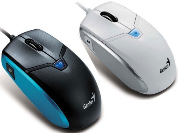 Presentamos All in One Mouse & Webcam de Genius