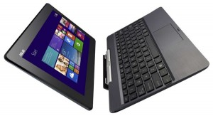 Presentamos la Tablet ASUS Transformer Book T100