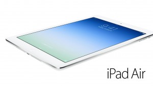 iPad Air, la tablet más ligera de Apple