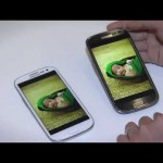Samsung Galaxy S3, en vídeo