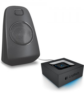 Usemos nuestro altavoz preferido sin cables con Logitech Bluetooth Audio Adapter