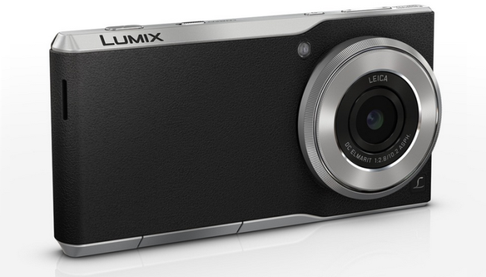 La Panasonic Lumix CM 1, un costoso dispositivo híbrido 1