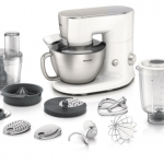 Philips Kitchen Machine y su familia de accesorios