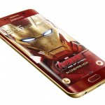 Tenemos un Samsung Galaxy S6 Edge exclusivo con Iron Man